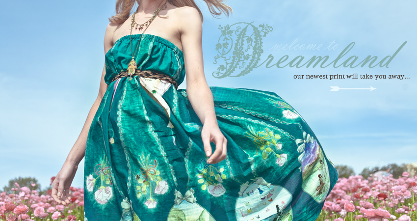 Shop Dreamland, our new print