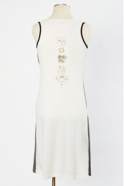 Medallion Spine Dress