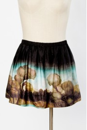 SAMPLE SALE ~ Rococo Skirt, size S (sample fabric)