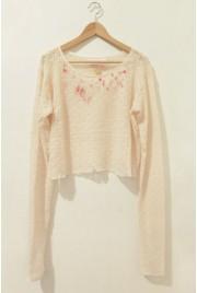Sweet Perfume Chandelier Sweater