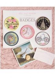 Camp Versailles Sew-On Badges