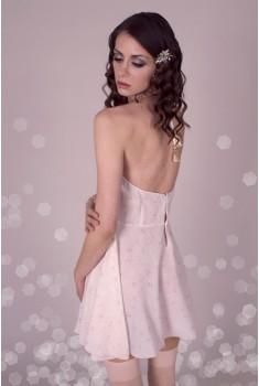 Diadem Slip Dress